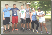 St. Louis Youth Mission Trip 2016