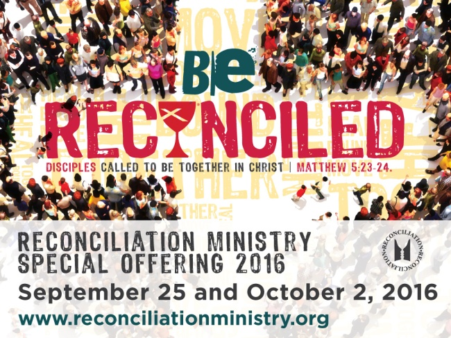 2016 Reconciliation Ministry
