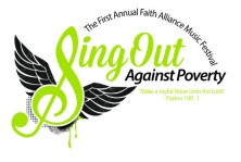 sing out against poverty logos 3-4