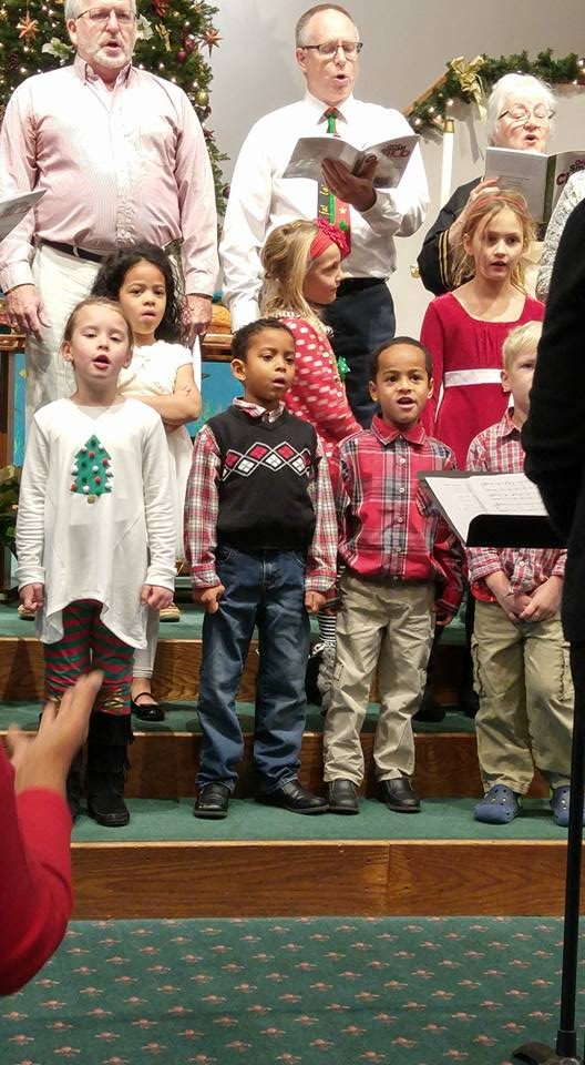 Free Christmas Cantatas For Small Choirs