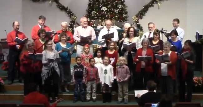 cantata one small child sunday december 18 2016 - Christmas Cantatas For Small Choirs