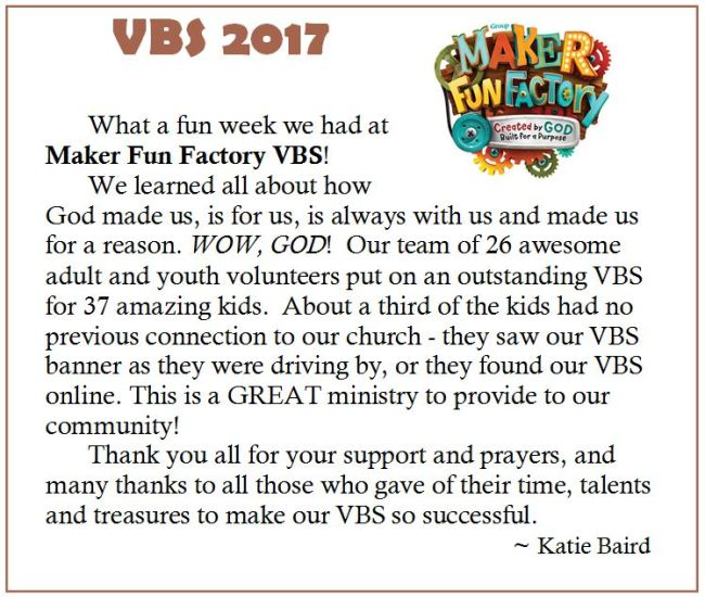 vbs page 1 part 1